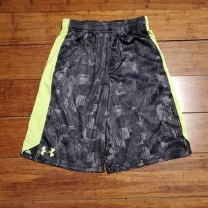 Under Armour Boys Athletic Shorts